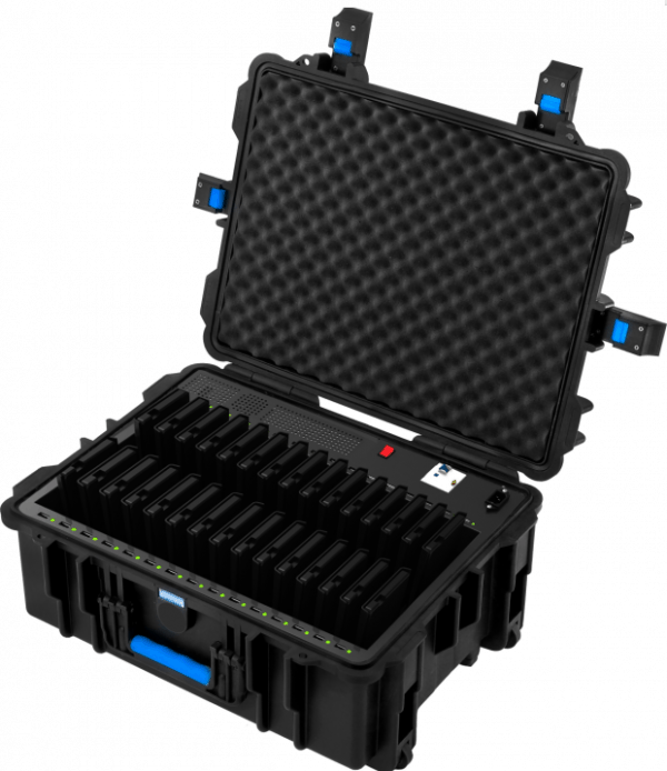 BatteryGo Handy Ladestation Koffer