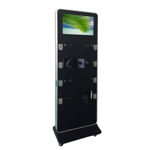 BatteryGo Handy Ladestation mit Display